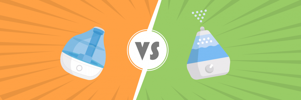 Cool Mist VS Warm Mist Humidifier: Which Is Better?