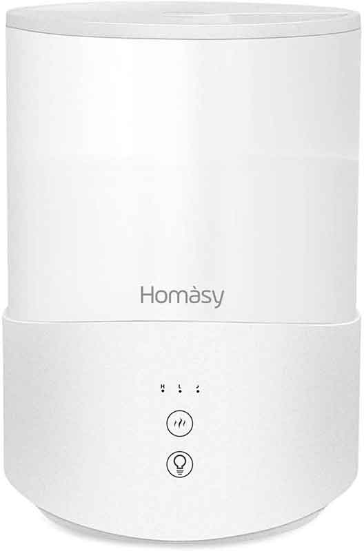 Homasy Cool Mist Humidifier Diffuser HM510A